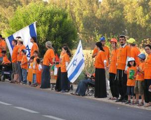 Anniversary of Gush Katif and Northern Samaria 3
