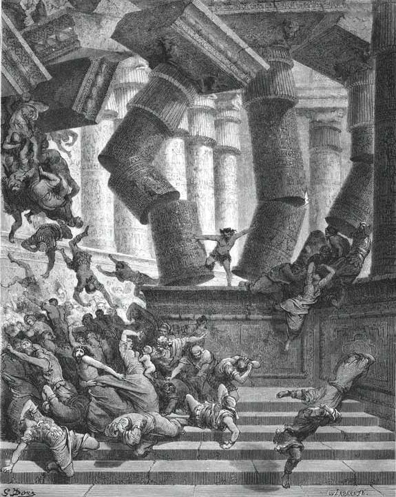 """עזה בתקופת התנ""""ך"""